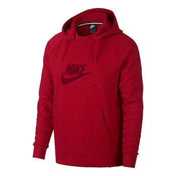 e1308f205 Nike Mens Long Sleeve Embellished Hoodie. Add To Cart. Gym Red. $59.99 sale