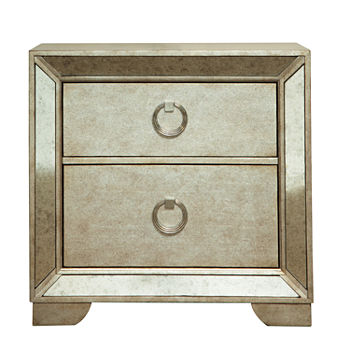 Mirrored Nightstands Bedside Tables For The Home Jcpenney
