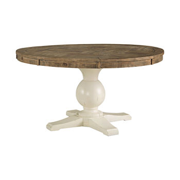 Awe Inspiring Round Dining Room Tables For The Home Jcpenney Ocoug Best Dining Table And Chair Ideas Images Ocougorg