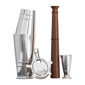 Crafthouse By Fortessa Crafthouse By Fortessa 4-pc. Cocktail Shaker