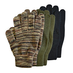 QuietWear® 3-pk. Grip Dot Gloves