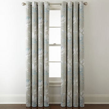 Satin Curtains Drapes For Window