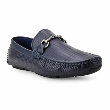 1e9dbdfb55362 Loafers Blue Men s Dress Shoes for Shoes - JCPenney