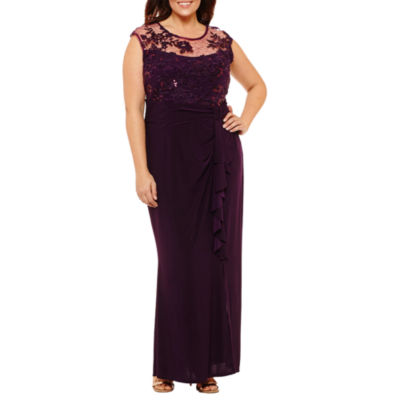 Plus Size Gowns for Mother of the Bride
