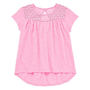 Girls Shirts & Tees for Kids - JCPenney