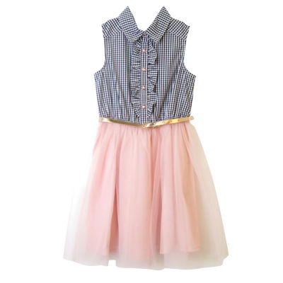 Pink Girls Dresses