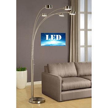 Floor lamps pole lamps jcpenney average rating item typefloor lamps aloadofball Gallery