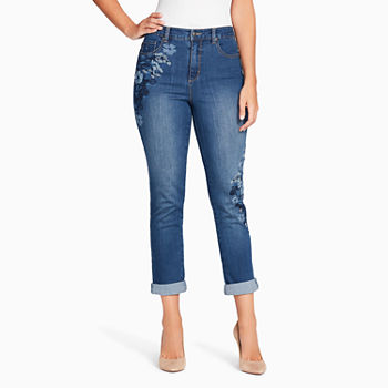 3c36a86adfc63 Gloria Vanderbilt Cropped Jeans Jeans for Women - JCPenney