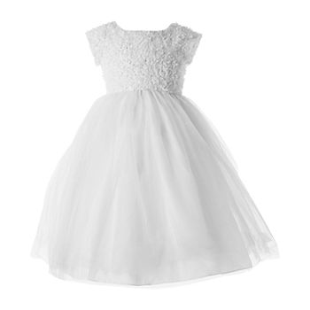 6183ba74f2db Girls Communion Dresses - JCPenney
