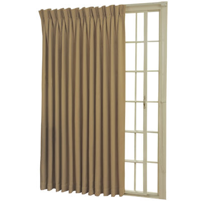 Attrayant Blackout Patio Door Curtains   Curtains U0026 Drapes