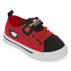 Spiderman Canvas Boys Sneakers - Toddler
