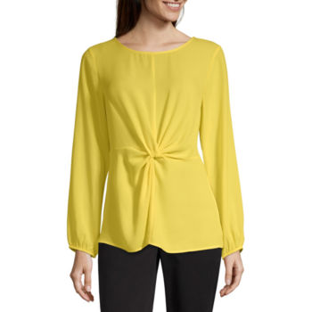 Misses Size Yellow Trendy Collections For Women Jcpenney