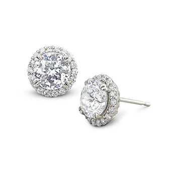 DiamonArt® 4.93 CT. T.W. Cubic Zirconia Studs