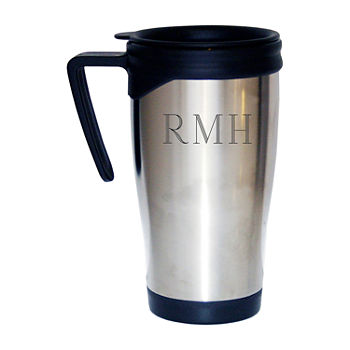 Engravable Stainless Steel Thermal Coffee Mug