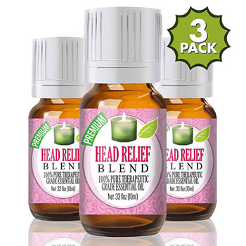 Healing Solutions Head Ease Blend Essential Oil