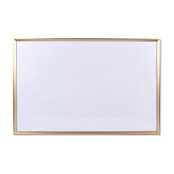 New View Gold Foil Large Dry-Erase Boards