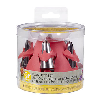 Wilton Brands Flower 8-pc. Cake Decorating Tip