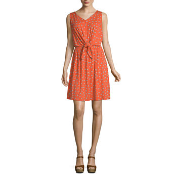 d77ebec4c04fe Floral Red Dresses for Women - JCPenney