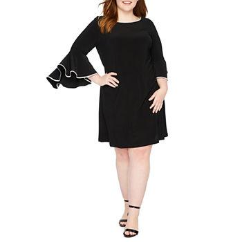 ae040395ef Black Church Dresses for Women - JCPenney
