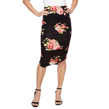 19111a85e617 Black Skirts for Women - JCPenney