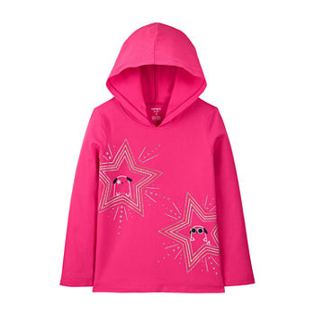 Carter's Little Girls Hoodie