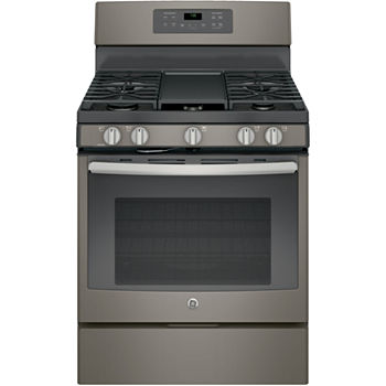 stoves gas electric ranges convection double oven jcpenney