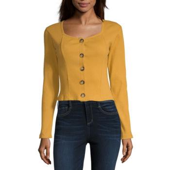Juniors Shirts Blouses Tops For Juniors Jcpenney