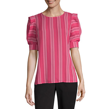 1fa62affd69e1 Worthington Blouses Tops for Women - JCPenney