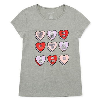 Valentines Day Shirts Tees For Kids Jcpenney