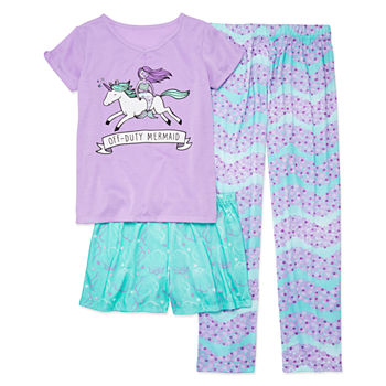 1405a3ed2e98 Girls  Pajamas