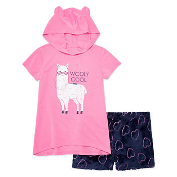 Kids Pajama Sets Girls 4-6x for Kids - JCPenney b162f93bc