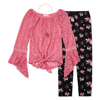 a15f844d356 Plus Size Clothing Sets Girls 7-16 for Kids - JCPenney