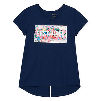 8bf12587d41 Shirts + Tops Girls 7-16 for Kids - JCPenney