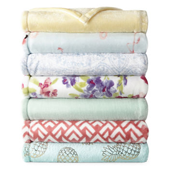7d0e30f6bf Throws Blankets   Throws for Bed   Bath - JCPenney