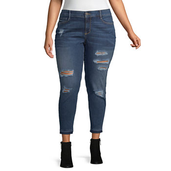 855a2badb91 Juniors Plus Size Jeans for Juniors - JCPenney