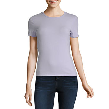 309f1334a1a A.n.a Stripe Tops for Women - JCPenney