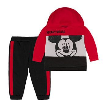 Disney Baby Boys Mickey Mouse 2-pc. Pant Set