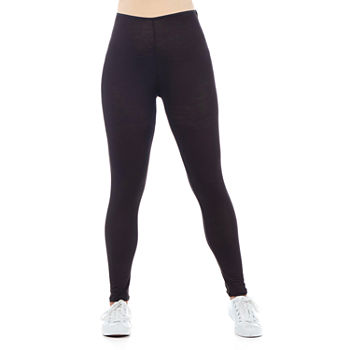 24/7 Comfort Apparel Maternity Womens Full Length Leggings