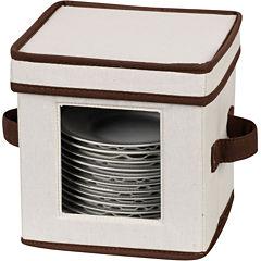 Household Essentials® Saucer Storage Chest