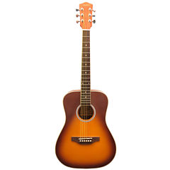 Archer Sunburst Baby Acoustic Guitar