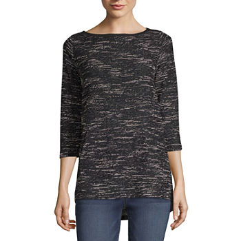 4f21e973076 Tunic Tops Sweatshirts for Women - JCPenney