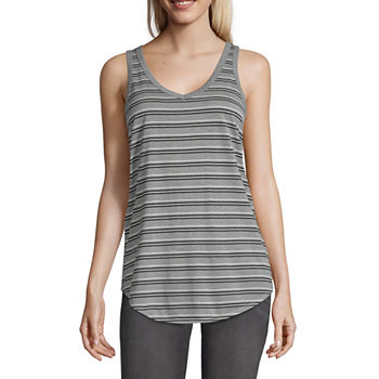 1140ab928d Tank Tops Tops for Women - JCPenney