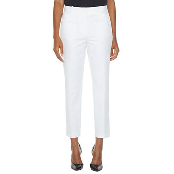 Liz Claiborne Womens Slim Fit Ankle Pant
