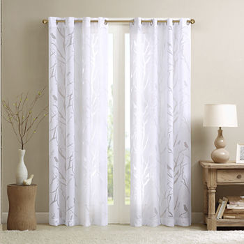 84 Inch Sheer Curtain Panels Energy Efficient Blackout For Window