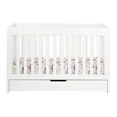 Babyletto Mercer 3-In-1 Convertible Crib - White