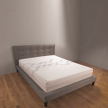 topper ventilated foam lucid infused mattress gel cheap ip memory