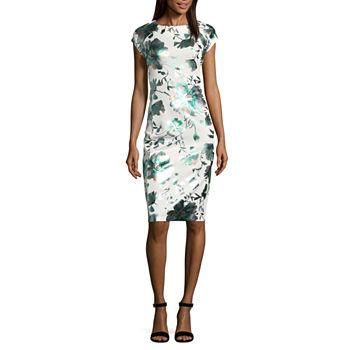 ea4eb066d79 Misses Size Sheath Dresses Dresses for Women - JCPenney