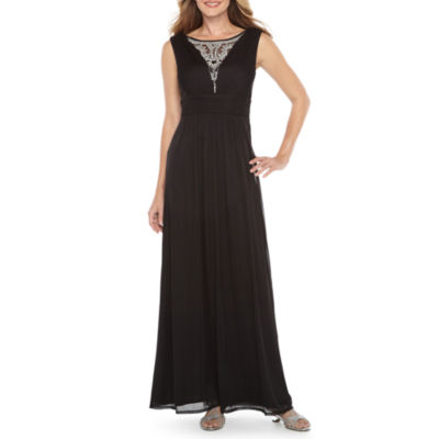 JCPenney Evening Dresses Black