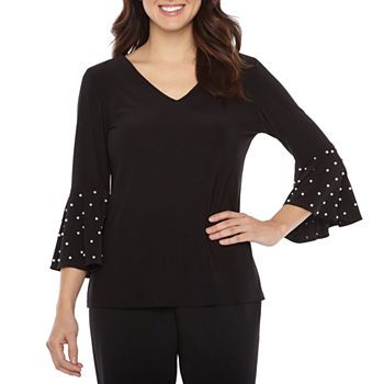 c118f858d84 Msk Tops for Women - JCPenney