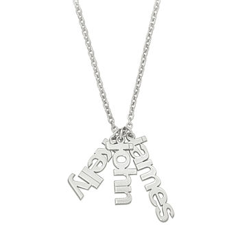Necklaces pendants silver jewelry for jewelry watches jcpenney 11249 44999 sale mozeypictures Image collections